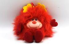 """Vintage 1983 Hallmark Rainbow Brite Red Sprite 7"""" Plush Doll Toy Taco Bell"""
