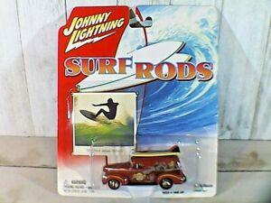 "Johnny Lightning ""Surf Rods""  ZUMA 1940 Ford Sedan Delivery   2003"