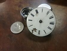 Antique London Fusse pocket watch by James Ra year Leed'so serial 8060 parts