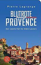 Blutrote Provence (Ein Fall für Commissaire Leclerc) von... | Buch | Zustand gut