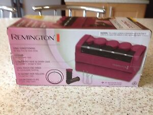 Remington Travel Rollers Ionic, Frizz Free Curls New & Boxed J Clips Worldwide A