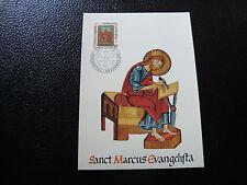 LIECHTENSTEIN scheda 1° giorno francobollo/stamp Yvert e Tellier n° 872 CY16