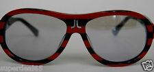 WESC Sunglasses Mongolian Gazelle in Red/Black  WESC Sunglasses WESC