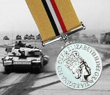British Army Medal IRAQ OP TELIC - FULL SIZE UK Made Operation Award Decoration