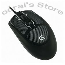 [Logitech] G100s OPTICAL GAMING Wired MOUSE, Mice, 2500dpi, Black - Bulk Package