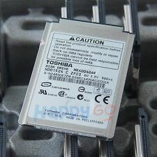 "Toshiba 1.8"" MK4004GAH 40GB Internal 4200RPM HDD1524 50PIN Hard Drive FOR LAPTOP"