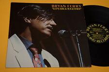 BRYAN FERRY LP LET'S SICK TOGETHER 1°ST ORIG 1976 TOP EX ! AUDIOFILI !!