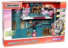MATCHBOX KNIGHT'S REVENGE PLAYSET W/ CAR *NEW*