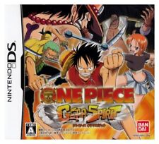 (Used) Nintendo DS From TV Animation One Piece: Gear Spirit [Japan Import]、