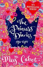The Princess Diaries After Eight by Meg Cabot BRAND NEW BOOK (Paperback, 2007)