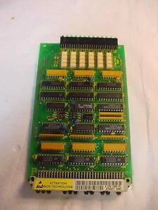 MAN Roland 300 / 700 / 900 Printing Press Circuit Board - A 37V 1068 70