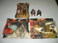 Zizzle Pirates of Caribbean Lot of figures