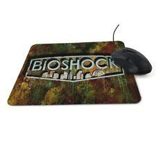 Bioshock Gaming Gamer Geek infinie anti-dérapant pc portable MOUSEMAT Tapis de Souris Pad
