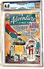Adventure Comics #290 CGC 4.0