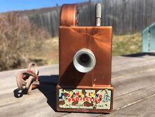 Mavco Disneyland Projector Electric 1950s  Vintage Toy