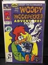 Woody Woodpecker Adventures #1  Harvey Classics Comic Book  Nice Copy!!