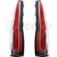 LED Tail lights For GMC Yukon Chevy Tahoe Suburban 2007-2014 Rear Brake Lights