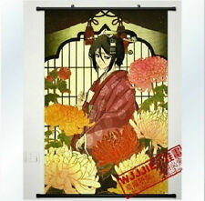 Home Decor Japanese Anime Wall Scroll poster Bleach Rukia Kuchiki 24'*35' Art