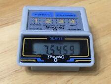 Vintage 1990's Spalding Quartz Pedometer