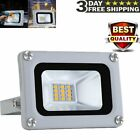2X 10W LED Floodlight Outdoor Security Garden Lamp LED Lamp Cool White 220V IP65