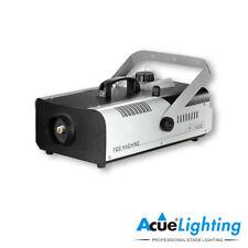 Acue Lighting Fog 1500 1.3L Tank Fog LED heating indicator Machine For DJ Clubs