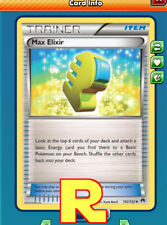 2x Max Elixir - for Pokemon TCG Online ( DIGITAL ptcgo in Game Card)