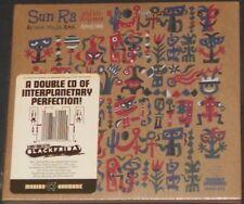 SUN RA & HIS ARKESTRA at inter-media arts USA 2-CD new RECORD STORE DAY 2016