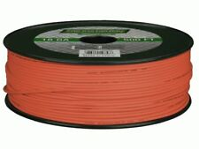 METRA The Install Bay 18 Gauge 500 Ft Primary wire Orange 100% OFC Copper Qualit