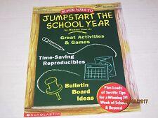 Super Ways to Jumpstart the School Year! : Great Activities and Games jk200