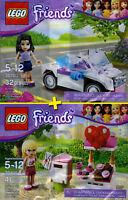 Lego 30409-NOUVEAU Emma/'s pare-chocs Voiture//Friends figurine poly sac