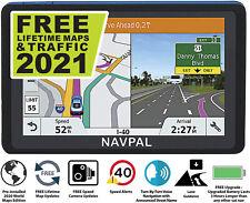 SLIMLINE SAT NAV (7 INCH) with 2021 WORLD MAPS EDITION + FREE Lifetime Updates