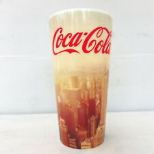 * Coca-Cola - GOBELET PLASTIQUE NEW YORK 16 cm de hauteur USA