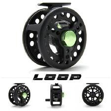Loop Xact FLY REEL 5-8 *** 2018 STOCK *** Xact 5-8 * Regno Unito rivenditore Loop
