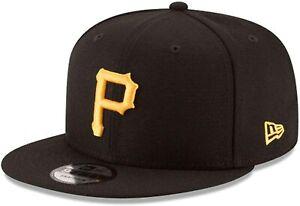 New Era Pittsburgh Pirates Basic 9Fifty Snapback Hat (11591014)