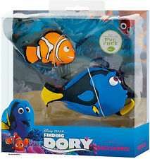 BULLYLAND®  12065  Findet Dorie Geschenk-Set, Dorie verwundert + Nemo, NEU & OVP