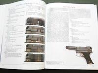 """JAPANESE MILITARY CARTRIDGE HANDGUNS"" WW2 NAMBU PISTOL REFERENCE BOOK N/MINT"