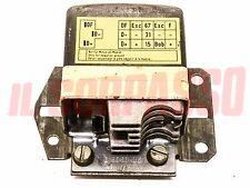 SPANNUNGSREGLER FIAT CAMPAGNOLA AR 76 BOSCH 0190601016 28V ORIGINAL