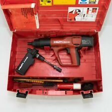 Hilti Dx A40 Powder Actuated Concrete Gun With X Am32 And Case