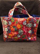 Skeleton head tote Bag
