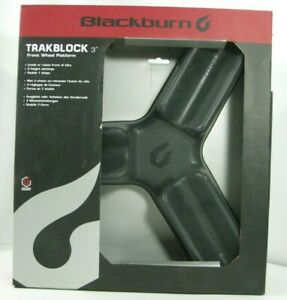 Blackburn TrakBlock III Indoor Cycling Bike Trainer Riser  NEW OPEN BOX.