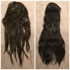 2x Full Wig Curly Straight Wavy Long Wigs Cosplay Party