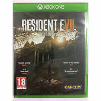 Resident Evil 7 Biohazard XBOX ONE New and Sealed