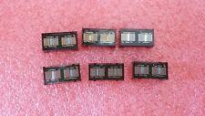 10Pcs SIEMENS HDSP-2001LP LED DISPLAY Red 4-CHARACTER 12-PIN - New