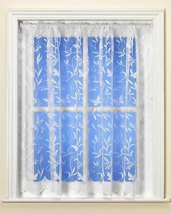 Best Selling Hawaii Butterfly White Net Curtain Premium Quality