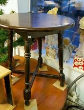 Antique Style Round Side & End Tables