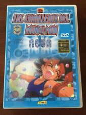 LOS CABALLEROS DEL MUNDO MON - AGUA - 1 DVD MULTIZONA - 4 CAPS - 84 MIN FOX KIDS