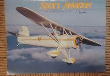 Sport Aviation Magazine July 1993 Sun n Fun Grand Champion Davis D-1W EAA