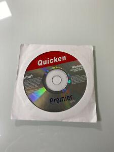 Quicken Premeir 2013 Windows XP SP2 & ABOVE / VISTA 7