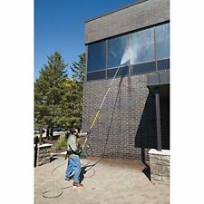 Power Washer Wand Telescoping Heavy Duty Extension Sprayer Outdoor Tools Yard