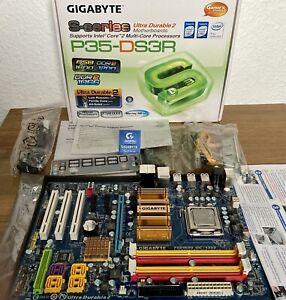 GIGABYTE GA-P35-DS3R, LGA 775/Sockel T, Intel P35, Rev. 2.1